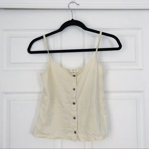 Urban Outfitters Button Down Tank
